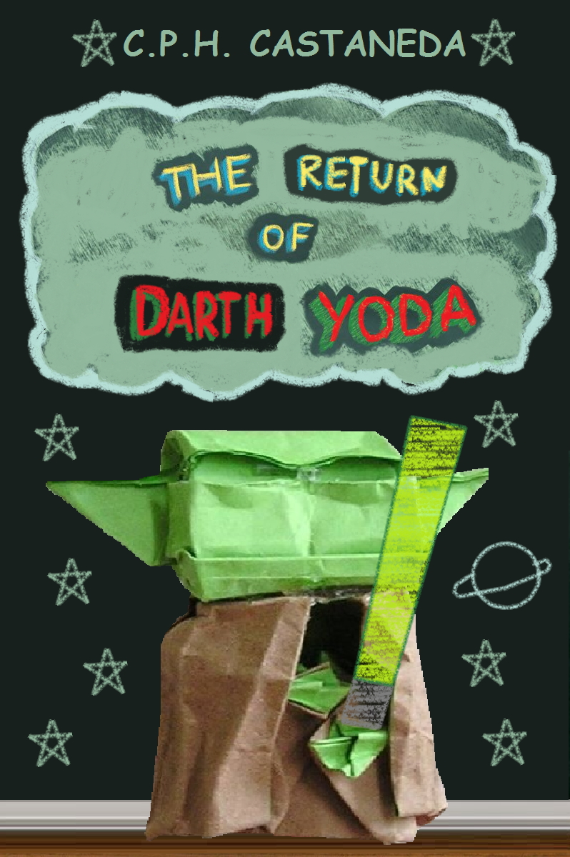 How To Make A Book Cover For Episode : Episode the return of darth yoda origami