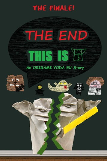 Episode 20 The End This Is Origami Yoda The Expanded Universe