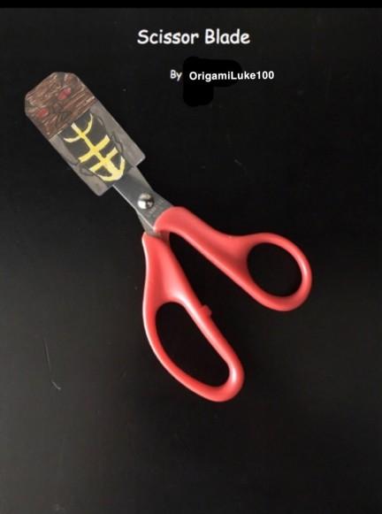 Scissor blade (2)