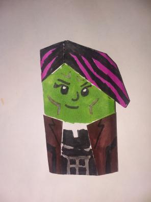Noah's Gamora