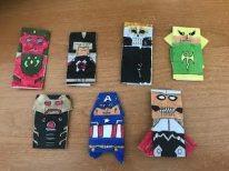 Thrawn's Avengers; Vision, Black Knight, Ghost Rider, Iron Fist, Iron Man, Captain America and Beta Ray Bill!